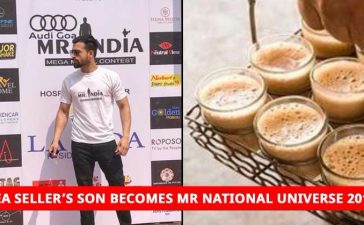 Mister National son of a tea seller