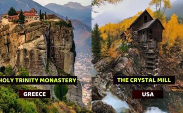 World's Most Isolated Places And Structures