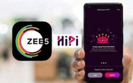 ZEE5 Hipi Video Platform