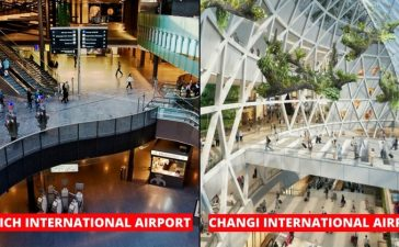 Fanciest Airports Around the world