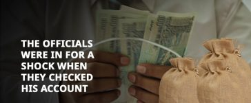 Man Tried To Withdraw Rs. 150 Crores