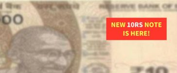 India releases new 10rs note