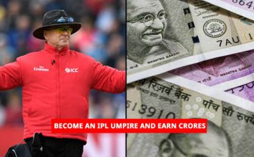 become an umpire