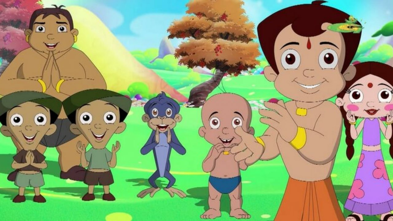 7 Characteristics To Learn From Chhota Bheem - Entertales