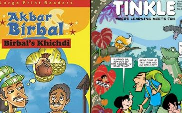 Classic Indian Comic Books