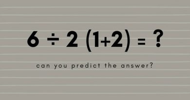 This Math Problem Has The Internet Stumped! See How