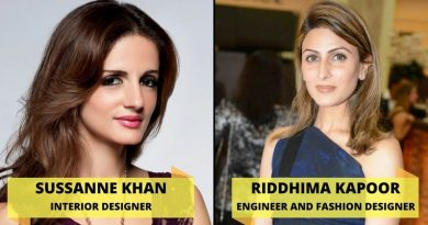 famous bollywood daughters