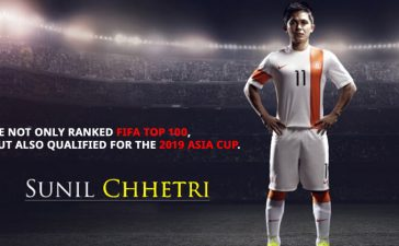 Facts About Indian Football Captain Sunil Chhetri That You Probably Don't Know