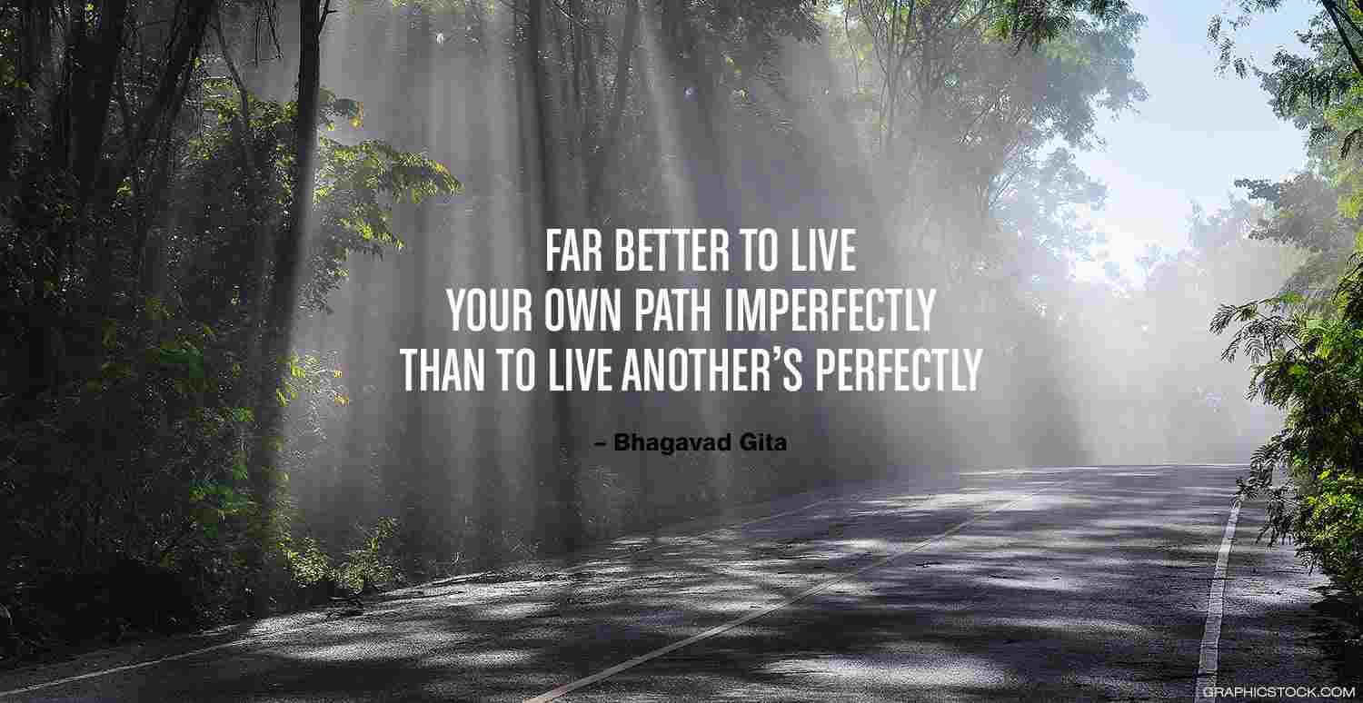 Top Best Bhagavad Gita Sayings For Living A Perfect Life View SL09