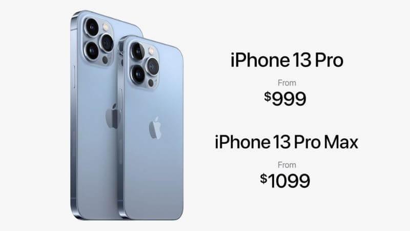 iPhone 13 Pro Prices