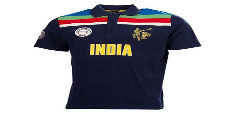 Indian cricket team jersey