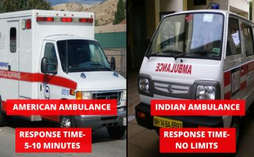 Indian Ambulance