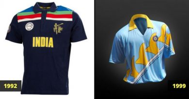 Secret Behind The Color Of Indian Cricket Team Jersey