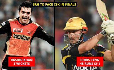 Match 59, IPL 2018: SRH vs KKR