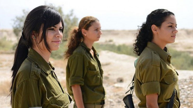 Israel – Women in Israeli Defense Forces (IDF)