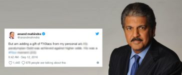Anand Mahindra - Helping People Via Twitter