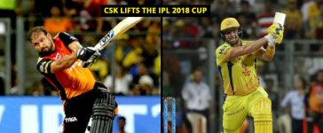 Match 60. IPL 2018: CSK vs SRH