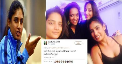 Mithali Raj Got Trolled Over Twitter For Posting An Old Picture