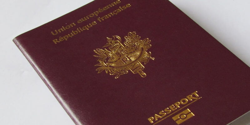 powerful passport