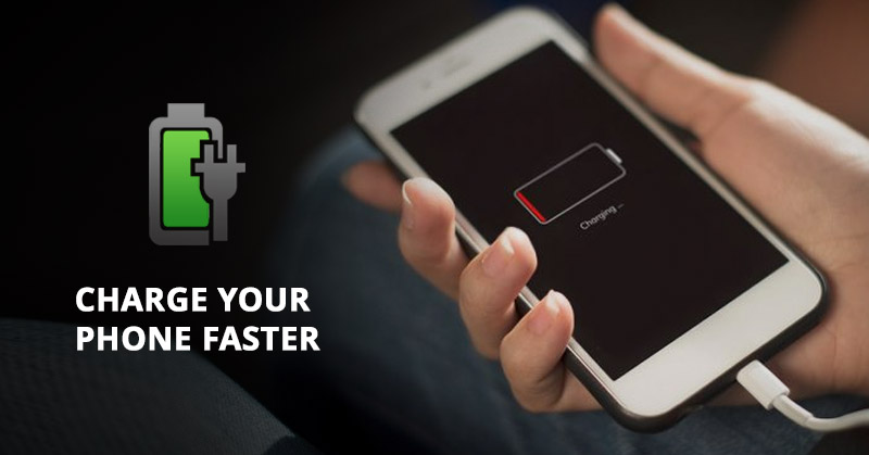 How To Charge Your Phone Fast