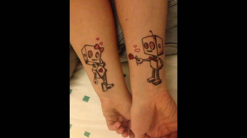 Have A Look At These Lovely Tattoo Ideas For Soulmates