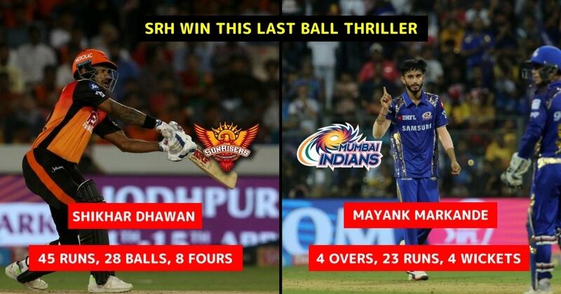 Match 7, IPL 2018