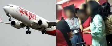 Spicejet shameful act