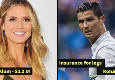 12 Celebs Who Got Weird Insurances Policy For Their Body Parts